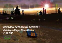 Oil Fields (Original)
