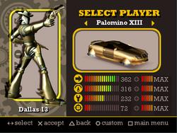 Palomino XIII Hot Rod