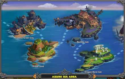Grand Voyage Event Map 2