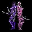 Warrior Twins