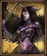 Shadow valkyrie avatar