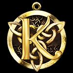 Kano Knot Charm