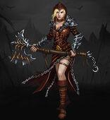 Cloudwalker - Female