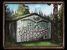 Skraeling longhouse