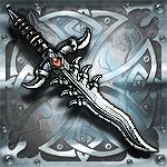 Legendary Serpent Claw Blade
