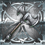 Legendary Fjorgyn Battleaxe
