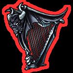 Demon Summon Harp