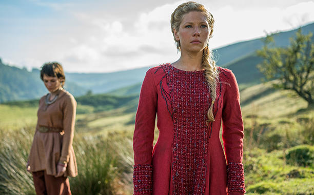 Image result for vikings the outsider lagertha