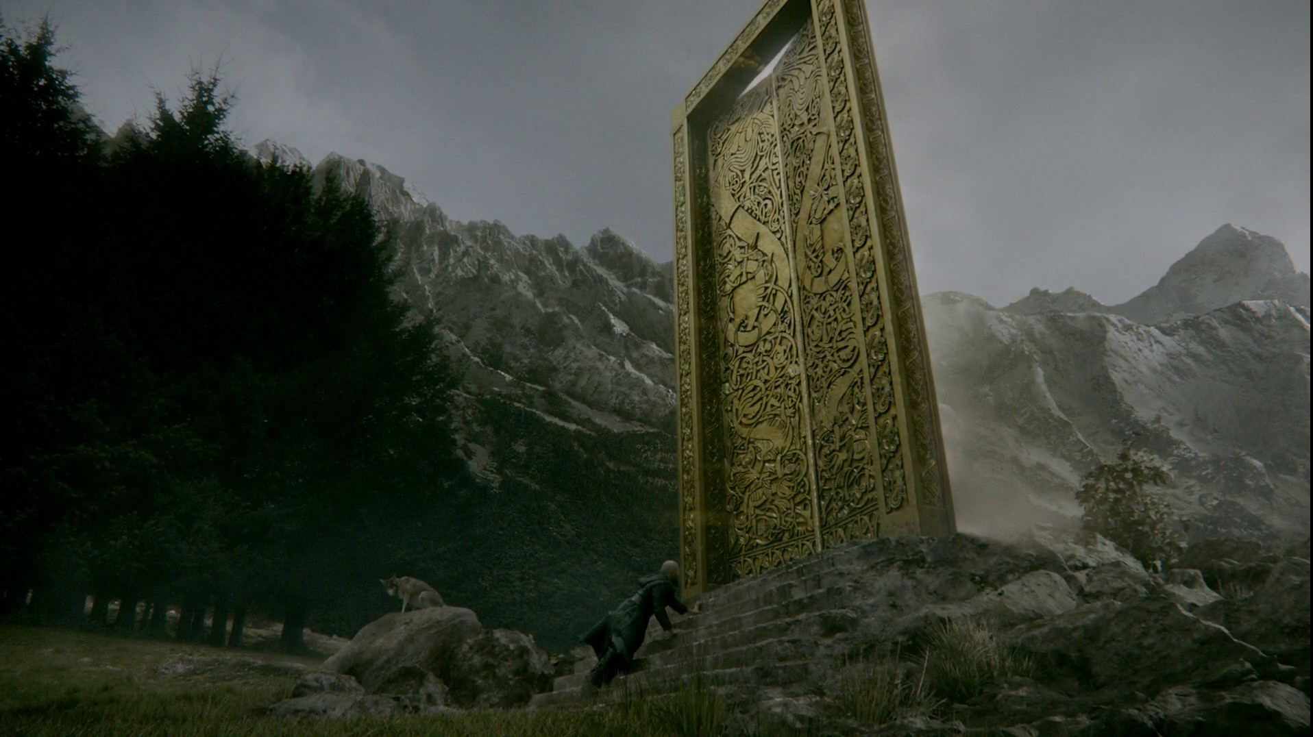Main Door Valhalla Vikings Wiki Fandom Powered By Wikia