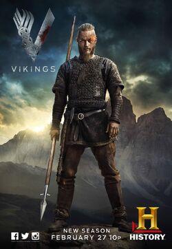 Vikings S02P01, Ragnar