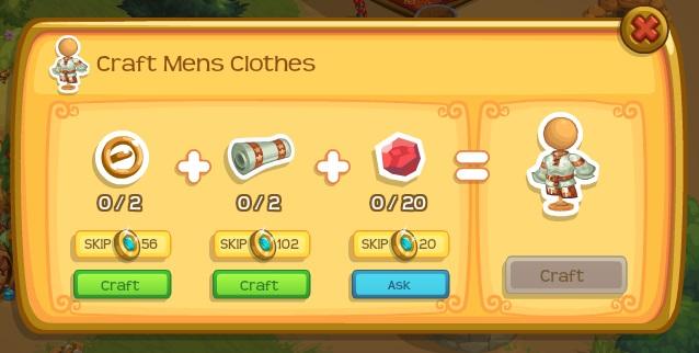 Unfinished Men's Solstice Clothing