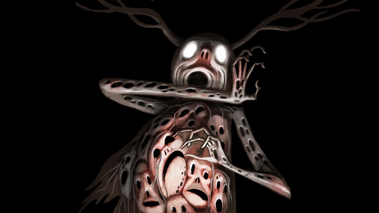 The Beast (Over the Garden Wall) | Villains Wiki | FANDOM powered ...