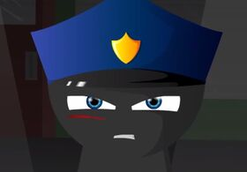 Officer Barry