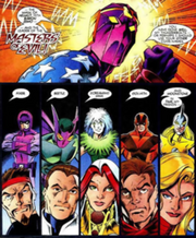 Thunderbolts Zemo 1