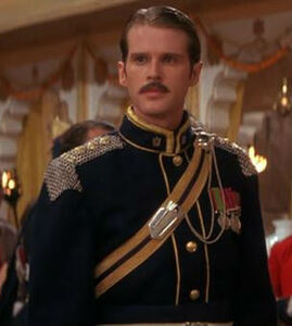 Captain Boone