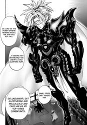 One-Punch Man Lord Boros manga 2