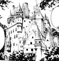 Le Château des Apôtres