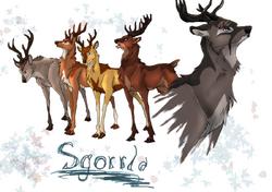 Sgorr's Henchmen, the Sgorrla