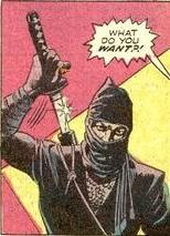 Ninja (Earth-616)