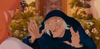 Narissa Old Hag animated