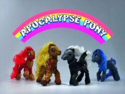 Apocalypse Ponies