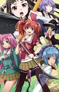Rosario to Vampire season 3