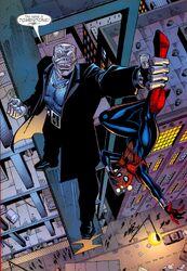 Tombstone v Spider-Man