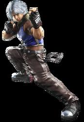 Lee Chaolan - Full-body CG Art Image - Tekken 6