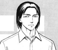 Hideo manga