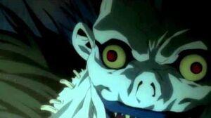 Death Note Light meets Ryuk - English Dub HD.
