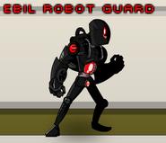 Ebil Robot Guard