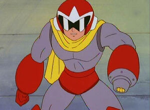 Cartoonprotoman