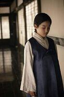 Joo yoon as young boy