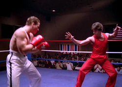 Jason Stillwell vs. Ivan Kraschinsky