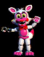 Toy Foxy WORLD!