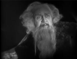 Gösta Ekman as Faust