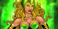 Amora the Enchantress