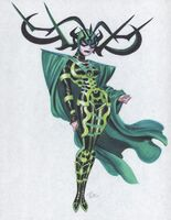Mysterious Hela