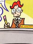 Clock King Tiny Titans 01
