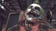 Joker defeated (Arkham Asylum)