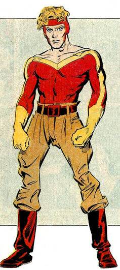 Russell Collins (Earth-616) from Official Handbook of the Marvel Universe Vol 3 2