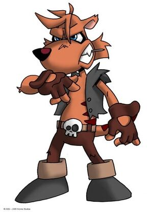 Sly the Tasmanian Tiger