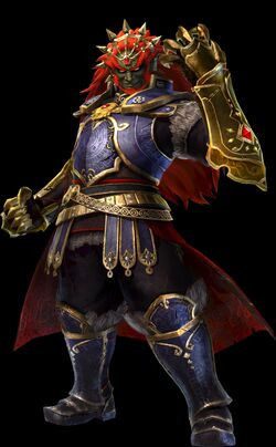 Ganondorf (Hyrule Warriors)