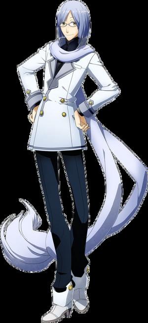 Sōichirō Unomaru (Render)