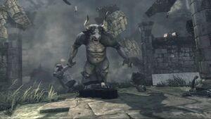 Minotaur (Legendary)