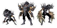 Shredder Clones
