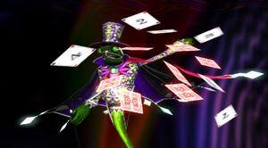Chamelan the Magician