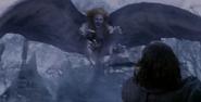 Marishka Before Van Helsing Shoots Her With The Crossbow