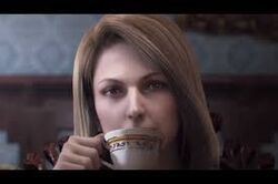 Svetlana Belikova cup of tea