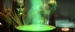 Mother Talzin mist